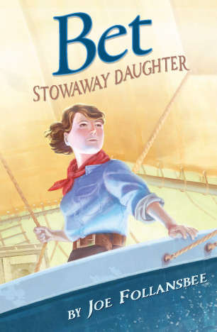 Bet: Stowaway Daughter cover