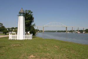 Bethel Bridge Lighthouse