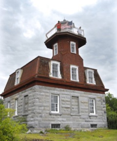 Bluff Point Lighthouse