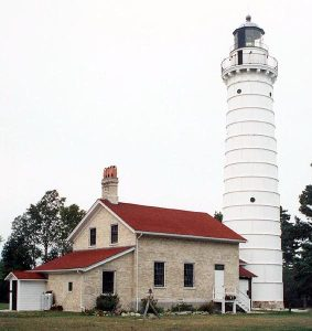 Cana Island Lighthouse