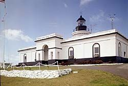 Cape San Juan Lighthouse