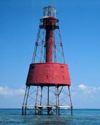Carysfort Reef Lighthouse