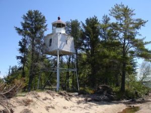 Chequamegon Point Lighthouse