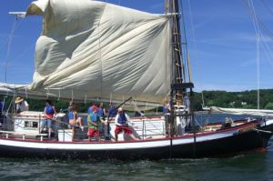 Schooner Christeen