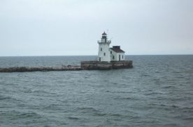 Cleveland Harbor West Pierhead Lighthouse