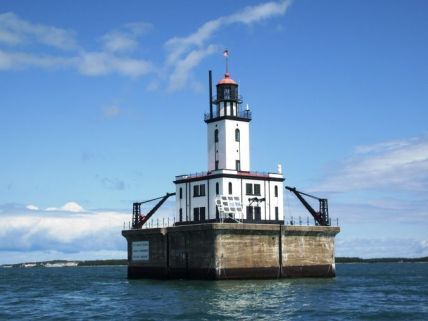 DeTour Reef Lighthouse