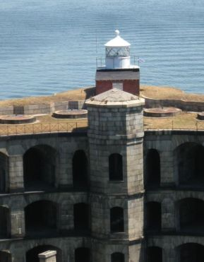 Fort Wadsworth Lighthouse