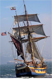Ketch Hawaiian Chieftain
