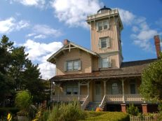 Hereford Inlet Lighthouse