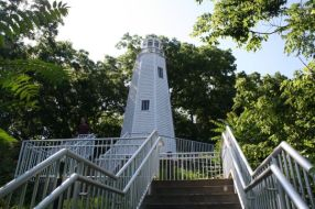Mark Twain Memorial Lighthouse