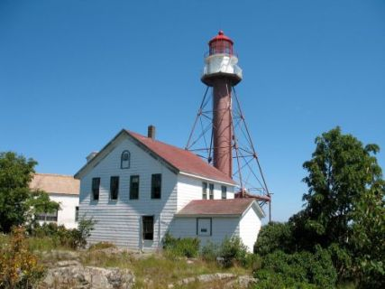 Manitou Island Lighthouse