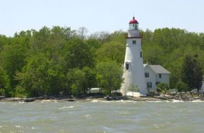 Marblehead Ohio Lighthouse