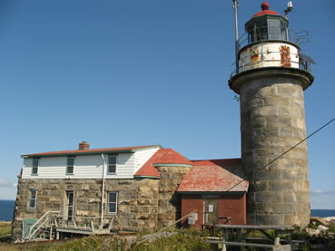 Matinicus Rock Lighthouse