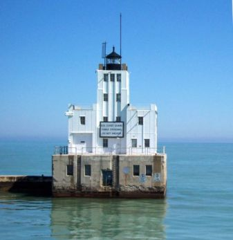 Milwaukee Breakwater Lighthouse