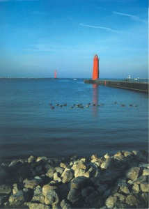 Muskegon South Breakwater Lighthouse