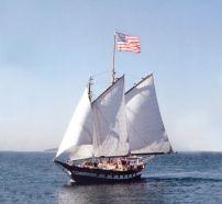 Schooner Mystic Whaler