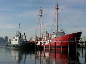 Nantucket Lightship LV-112