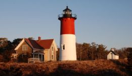 Nauset Beach Lighthouse