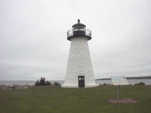 Neds Point Lighthouse