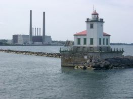 Oswego Harbor Lighthouse