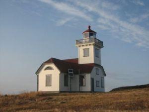 Patos Island Lighthouse