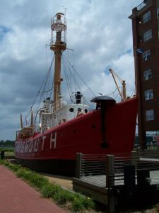 Lightship Portsmouth
