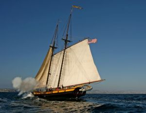 Schooner Spirit of Dana Point