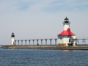 St. Joseph North Pier Lighthouse