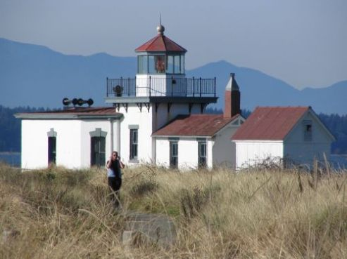 West Point Lighthouse, Seattle