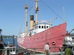 Lightship No. 83 Swiftsure