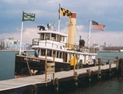 Tug Baltimore