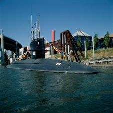 Submarine Blueback