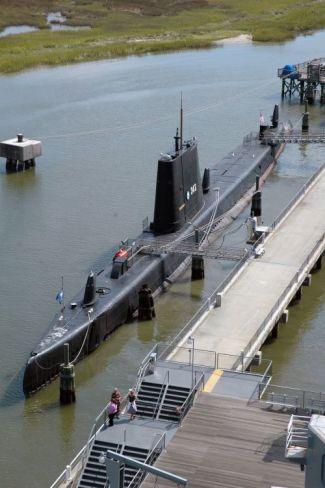 Submarine Clamagore
