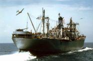 Liberty Ship Lane Victory. Photo courtesy SS Lane Victory.