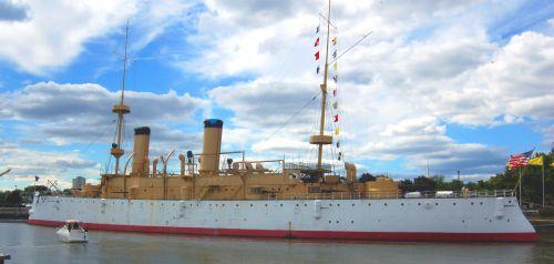 Cruiser Olympia