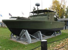 Patrol Boat, River - Hackensack, NJ