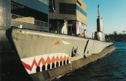 Submarine Torsk