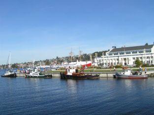Classic Workboat Show 2013