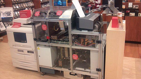 Espresso Book Machine, Bartell Drugs