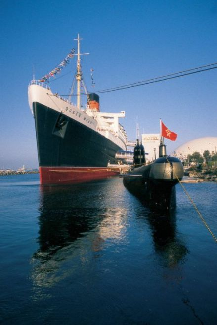 Queen Mary & Scorpion