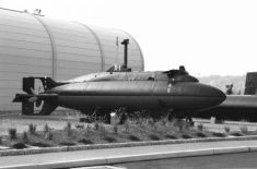 X-1 X-1 Midget Submarine