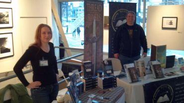 Seattle Indie Book Fair 2013