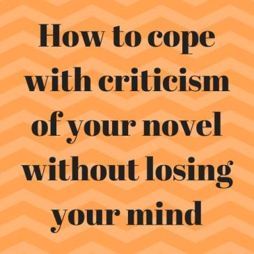 cope with criticism