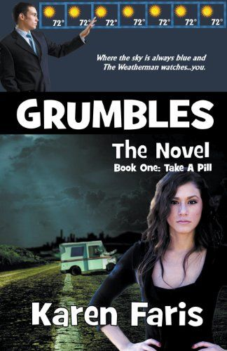 Grumbles The Novel cover