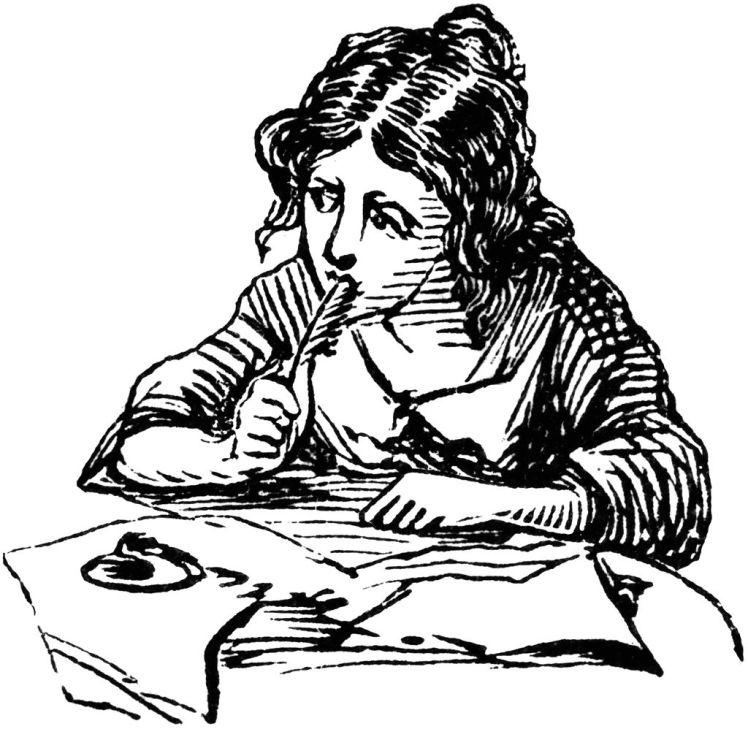 Worried writer