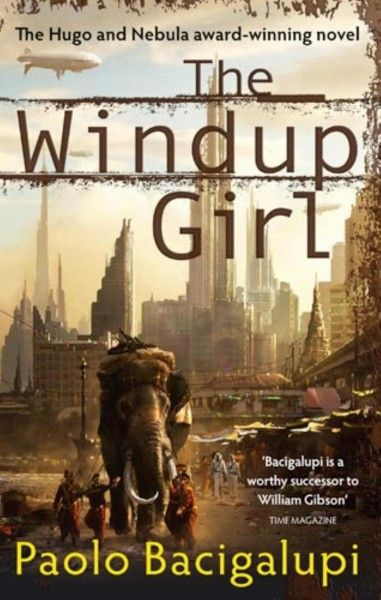 Cover for The Windup Girl
