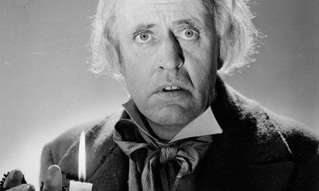 Ebenezer Scrooge film still