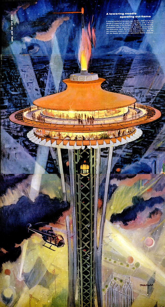 Space Needle image