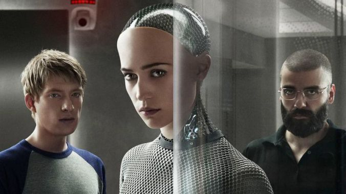 Ex Machina movie still