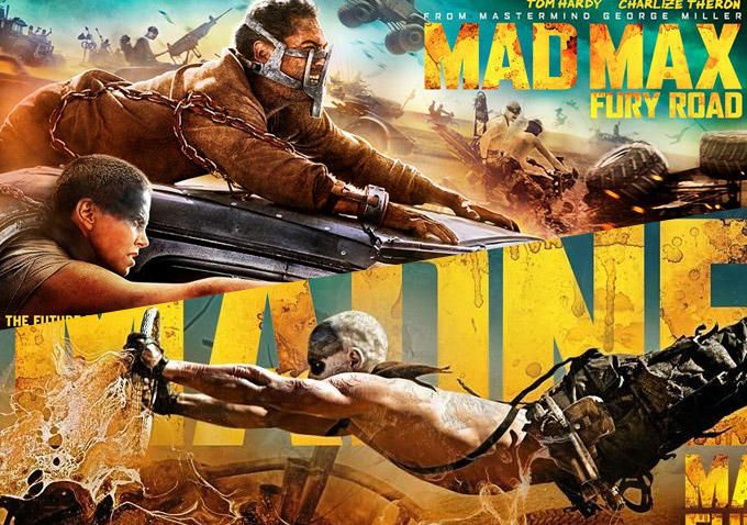 Mad Max Fury Road image